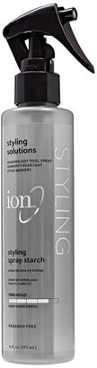 Ion Styling Spray Starch $7.99 thestylecure.com
