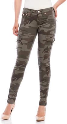 True Religion Camouflage Cargo Pants