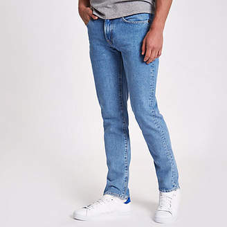 River Island Levi's light blue 511 slim fit jeans