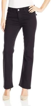 Wrangler Authentics Women's Petite Mid Rise Bootcut Jean