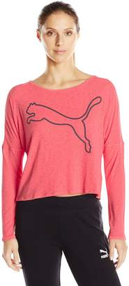 Puma Women's The Good Life Long Sleeve