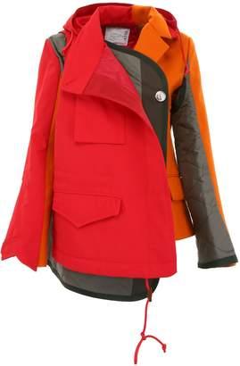 Sacai Paneled Jacket