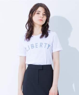 Calvin Klein (カルバン クライン) - Calvin Klein women 【2018SS COLLECTION】スポーツジャージー Tシャツ(C)FDB