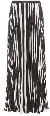 Tory Burch Lucea printed maxi skirt