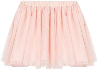 Juicy Couture Foil Knit Mesh Tutu Skirt for Girls