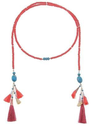 Nakamol Designs Lariat with Tassels