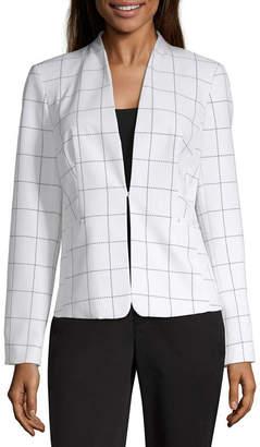 Liz Claiborne Womens Classic Fit Blazer