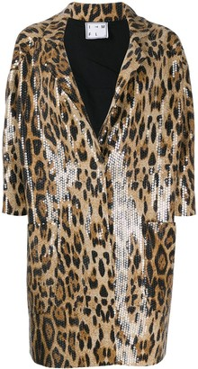 In The Mood For Love Sara animal print jacket
