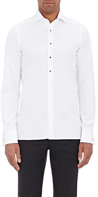 Drakes Drake's Men's Piqué Dress Shirt
