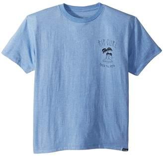 Rip Curl Kids Trim Heather Tee Boy's T Shirt