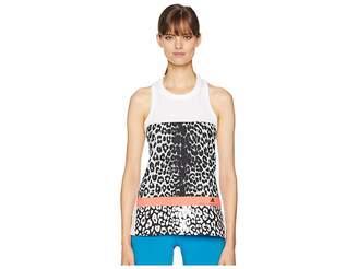 adidas by Stella McCartney Essentials Leopard Tank CZ3850