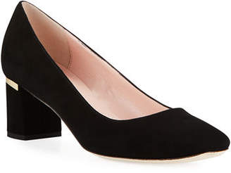 Kate Spade Dolores Too Suede Pump