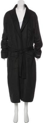 Neiman Marcus Long Cashmere Coat