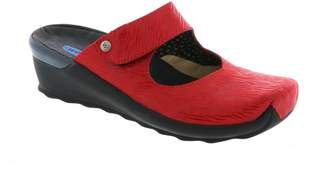 Wolky 'Up' Mary Jane Clog