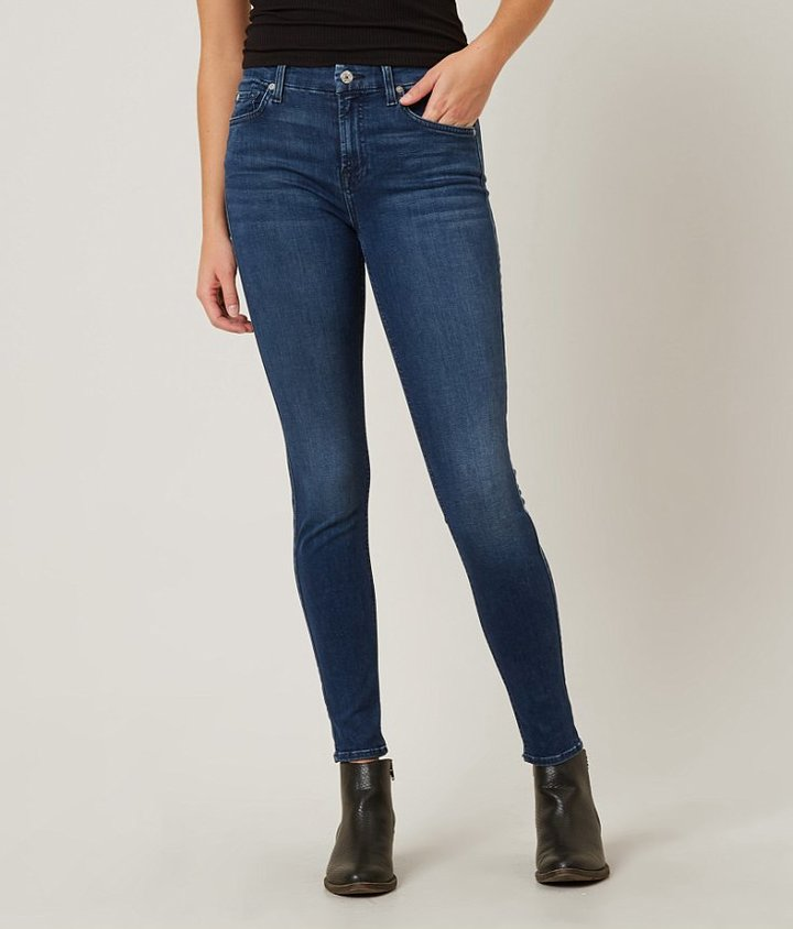 7 For All Mankind7 For All Mankind Ankle Skinny Stretch Jean