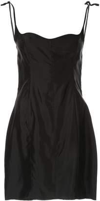 Georgia Alice corset mini dress