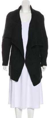Yigal Azrouel Cable Knit Cardigan