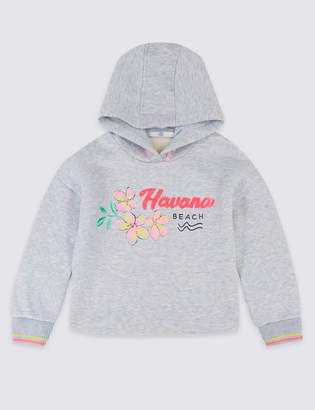 Marks and Spencer Havana Beach Hooded Top (3-16 Years)