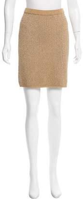 Ralph Lauren Knit Mini Skirt