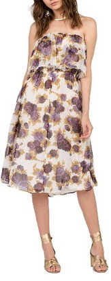 Women's Volcom Canyon Call Floral Print Dress $55 thestylecure.com