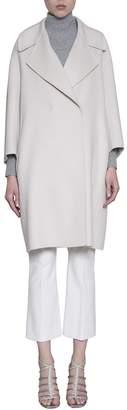 Max Mara Leo Wool Blend Coat