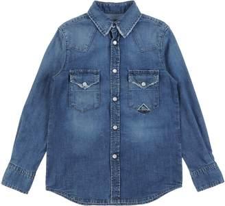Roy Rogers ROŸ ROGER'S Denim shirts - Item 42536588LR