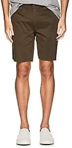 Blank NYC Blanknyc Men's Slim Denim Shorts-Olive Size 30