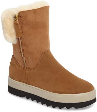 Cougar Vera Genuine Shearling Waterproof Boot