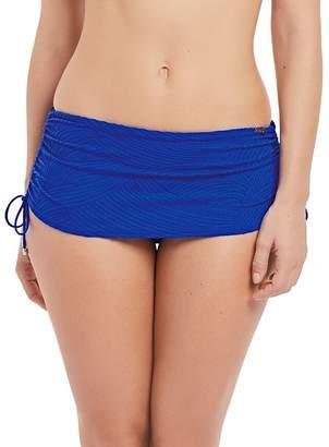 Fantasie Ottawa Skirted Bikini Bottom, XL, Pacific
