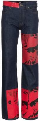 Calvin Klein x Andy Warhol Foundation Dennis Hopper jeans