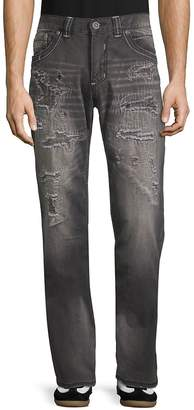 Affliction Men's Blake Distressed Jeans