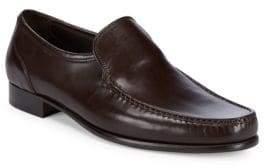 Bruno Magli Sebastiano Classic Leather Loafers