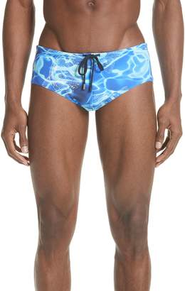 Vilebrequin Splash Jersey Swim Briefs