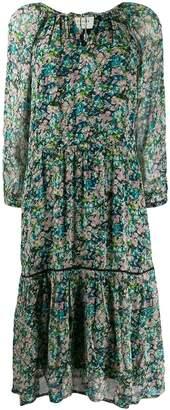 Cecilie Copenhagen Stine floral print dress