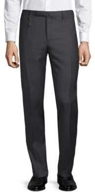 Incotex Dotted Wool Pants