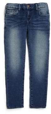 True Religion Girl's Casey Skinny Jeans