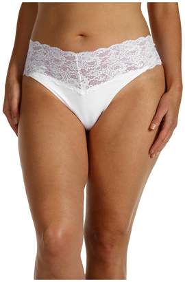 Cosabella Extended Size Never Say Never Lovely Thong Women's Underwear