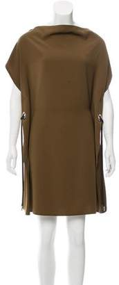Maison Margiela Mini Short Sleeve Dress