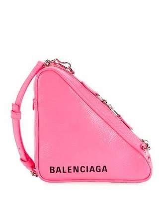 Balenciaga Triangle Pouch Crossbody Bag