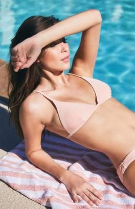 Rhythm Palm Springs Triangle Bikini Top