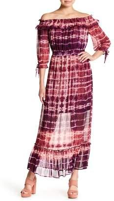 Jessica Simpson Dahlia Off-the-Shoulder Dress