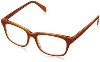 A. J. Morgan A.J. Morgan Finn Rectangular Reading Glasses