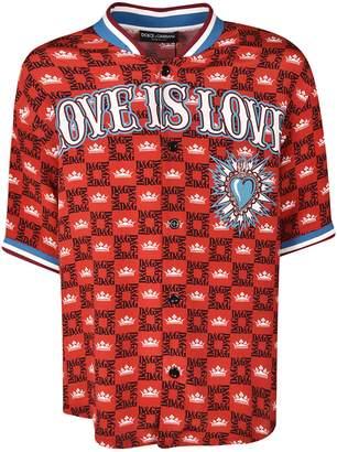 Dolce & Gabbana Love Is Love Shirt