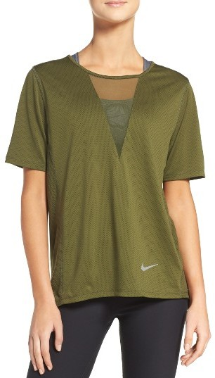 Women's Nike Zonal Cooling Relay Tee