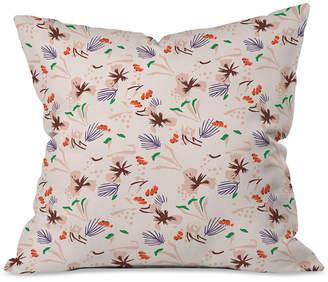 Deny Designs Holli Zollinger Anthology of Pattern Seville Garden Light Throw Pillow