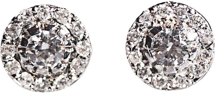 Ileana Makri Diamond Stud Earrings