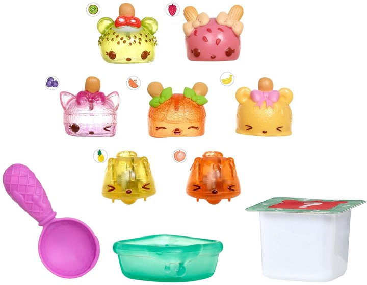 Num Noms Series 2 - Scented 8-Pack - Freezie Pops Family Toy