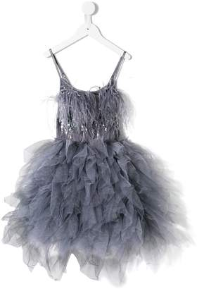 Tutu Du Monde Floating Feathers tute dress