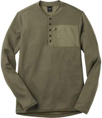 Nau NAU Randygoat Lite Henley Shirt - Men's
