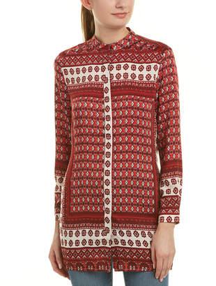 BEULAH Beulah Printed Tunic
